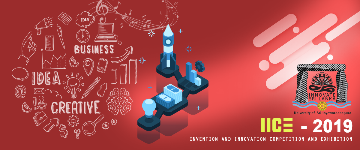 Innovation and Invention Exhibition – IICE – University of Sri Jayewardenepura
