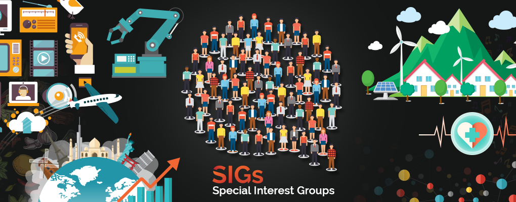 Special Interest Group (SIG) - IIVCC - Japura