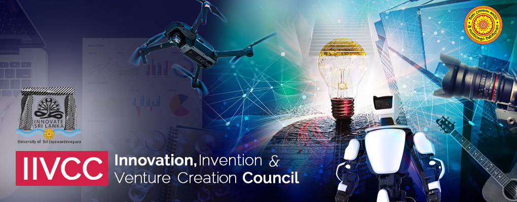 Innovation, Invention, and Venture Creation Council - University of Sri Jayewardenepura, Sri Lanka